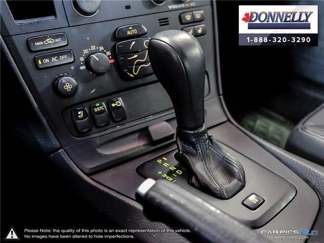 2004 Volvo S60 T5 (Stk: PBWDUR5910B) in Ottawa - Image 18 of 28