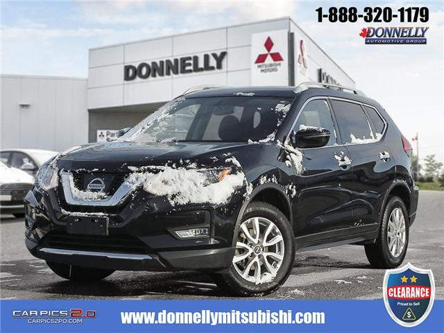 2017 Nissan Rogue SV (Stk: CLMUR934) in Kanata - Image 1 of 27