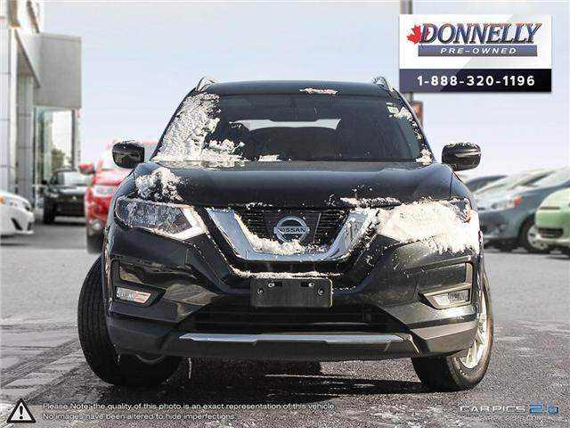 2017 Nissan Rogue SV (Stk: CLMUR934) in Kanata - Image 2 of 27