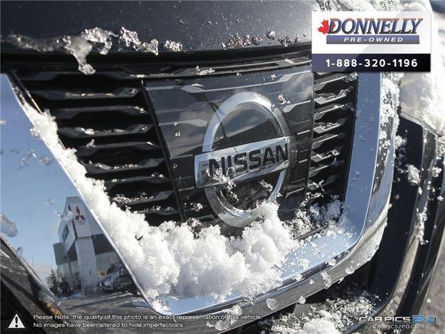 2017 Nissan Rogue SV (Stk: CLMUR934) in Kanata - Image 8 of 27