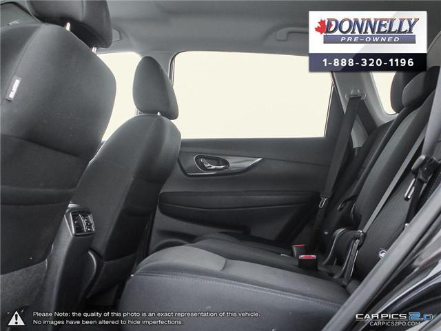 2017 Nissan Rogue SV (Stk: CLMUR934) in Kanata - Image 23 of 27