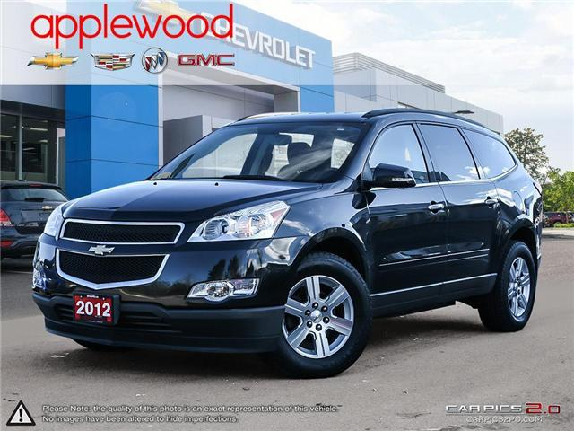 2012 Chevrolet Traverse 1LT (Stk: 6921TN) in Mississauga - Image 1 of 27