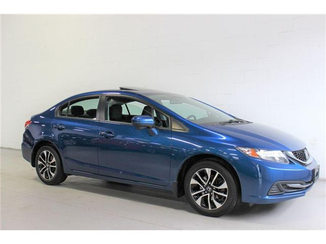 2015 Honda Civic EX (Stk: 046645) in Vaughan - Image 1 of 30