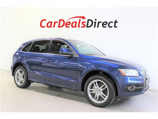 2014 Audi Q5  (Stk: 075033) in Vaughan - Image 1 of 30
