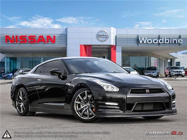 2015 Nissan GT-R Premium (Stk: P7152) in Etobicoke - Image 1 of 20