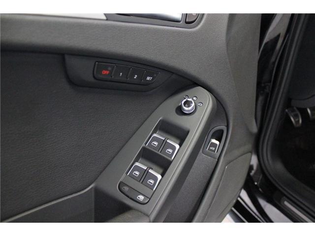 2016 Audi A4 2.0T Progressiv plus (Stk: 008919) in Vaughan - Image 14 of 30