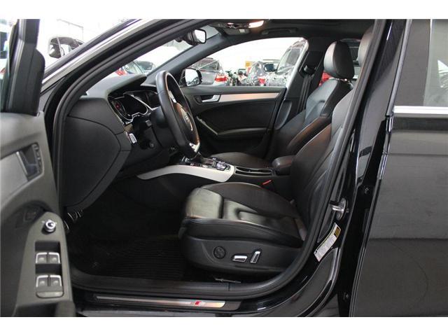 2016 Audi A4 2.0T Progressiv plus (Stk: 008919) in Vaughan - Image 15 of 30