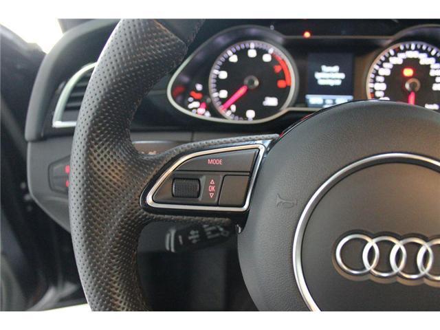 2016 Audi A4 2.0T Progressiv plus (Stk: 008919) in Vaughan - Image 18 of 30