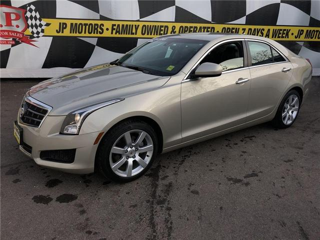 2014 Cadillac ATS 2.5L (Stk: 45819) in Burlington - Image 1 of 22