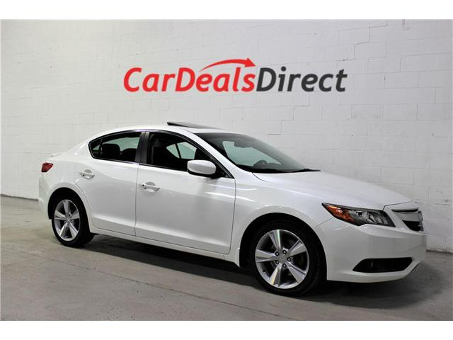 2013 Acura ILX Dynamic (Stk: 400303) in Vaughan - Image 1 of 28
