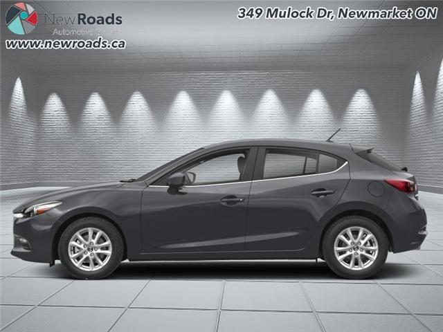 2018 Mazda Mazda3 GS (Stk: 40734) in Newmarket - Image 1 of 1