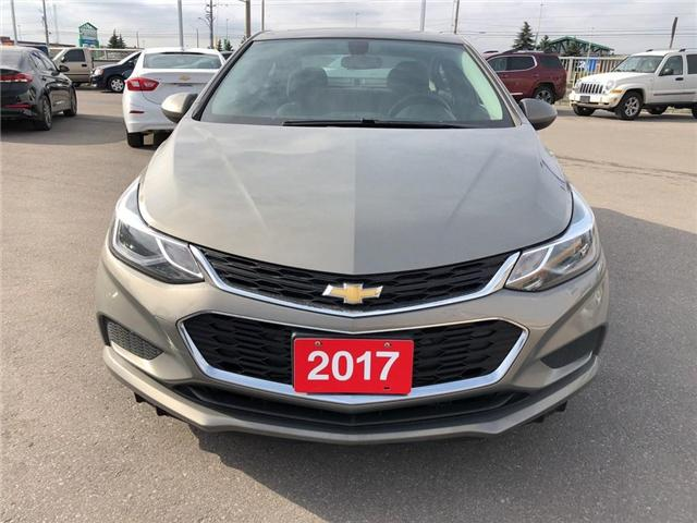 2017 Chevrolet Cruze LT Auto | SUNROOF | BOSE | HEATED SEATS| (Stk: PA17489) in BRAMPTON - Image 2 of 15