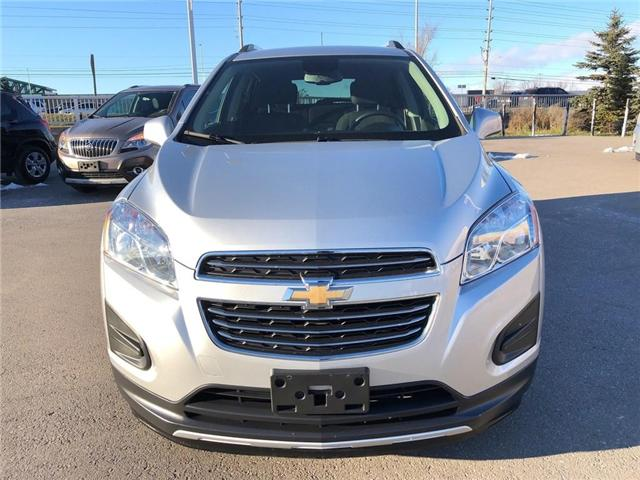 2016 Chevrolet Trax LT|-remote start, back up camera, bluetooth (Stk: 246989A) in BRAMPTON - Image 2 of 16