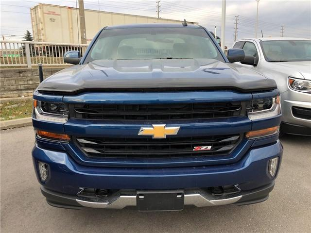 2018 Chevrolet Silverado 1500 LT| 5.3L|4X4|Crew|Z71|Trailer Package| (Stk: 454132A) in BRAMPTON - Image 2 of 6