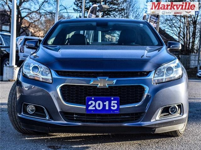 2015 Chevrolet Malibu 2LT-LEATHER-GM CERTIFIED PRE-OWNED- 1 OWNER TRADE (Stk: 391858A) in Markham - Image 2 of 25