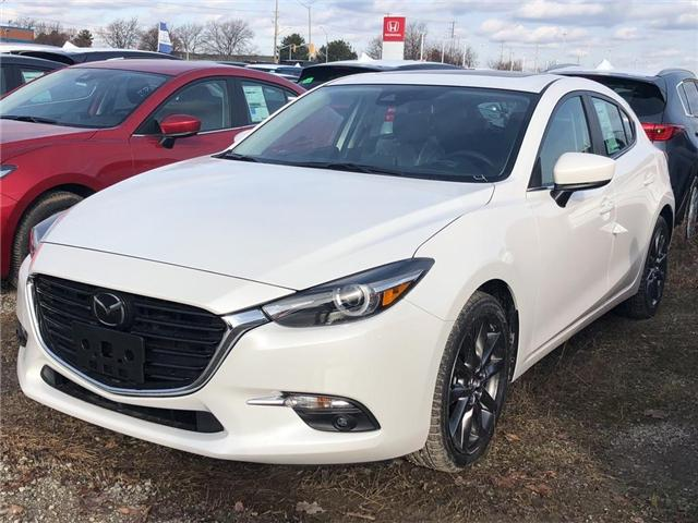 2018 Mazda Mazda3  (Stk: 180800) in Burlington - Image 1 of 5