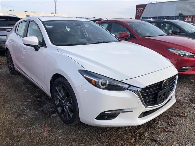 2018 Mazda Mazda3  (Stk: 180800) in Burlington - Image 2 of 5