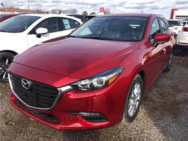 2018 Mazda Mazda3  (Stk: 180932) in Burlington - Image 1 of 5