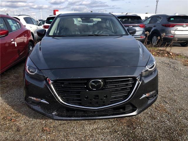 2018 Mazda Mazda3 GT (Stk: 183937M) in Burlington - Image 2 of 5