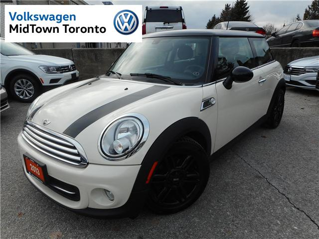 2013 MINI Hatch  (Stk: W0164A) in Toronto - Image 1 of 30