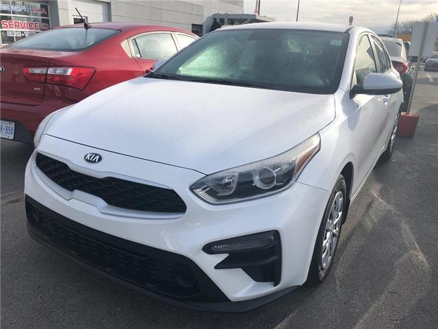 2019 Kia Forte LX (Stk: 902013) in Burlington - Image 1 of 5
