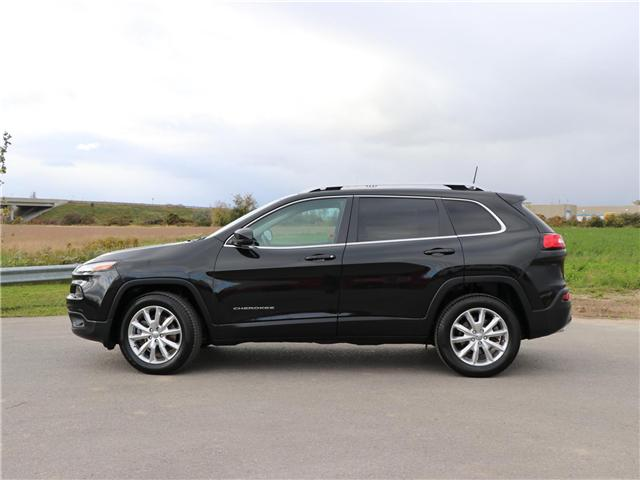 2016 Jeep Cherokee Limited (Stk: 9305A) in London - Image 2 of 25