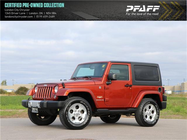 2014 Jeep Wrangler  (Stk: 8961A) in London - Image 1 of 17