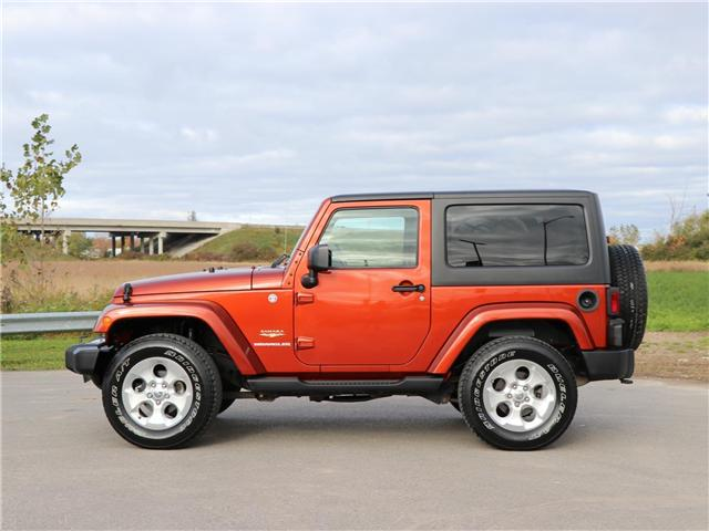 2014 Jeep Wrangler  (Stk: 8961A) in London - Image 2 of 17