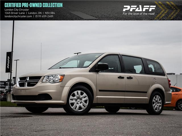 2015 Dodge Grand Caravan SE/SXT (Stk: 8140A) in London - Image 1 of 19