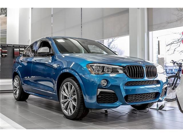 2018 BMW X4 M40i (Stk: PR19341) in Mississauga - Image 1 of 4