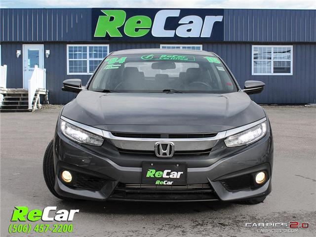 2016 Honda Civic Touring (Stk: 181319A) in Fredericton - Image 2 of 27