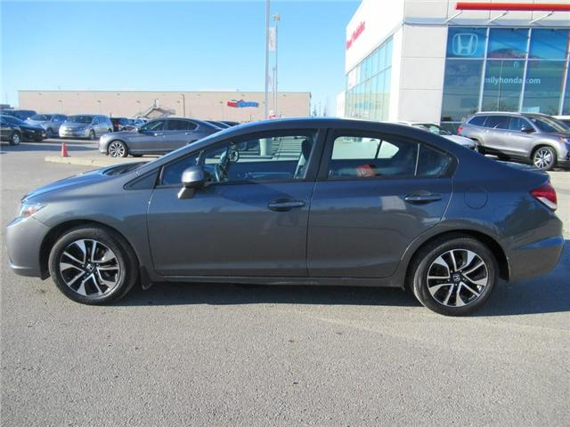 2013 Honda Civic EX, HEATED SEATS, ECO MODE! (Stk: 8812228A) in Brampton - Image 2 of 25