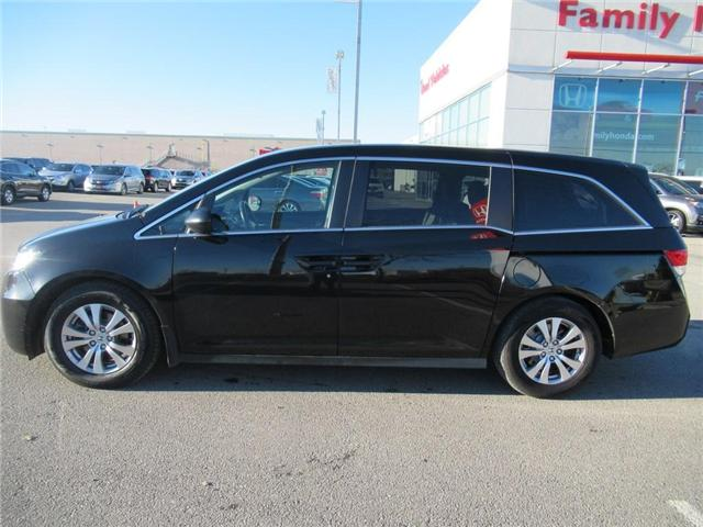 2015 Honda Odyssey SE, FREE WARRANTY INCLUDED! (Stk: 9507561A) in Brampton - Image 2 of 25