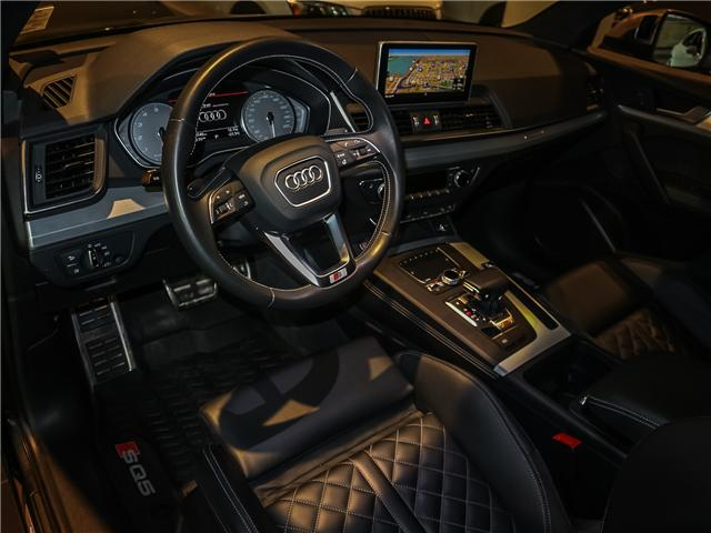 2018 Audi SQ5 3.0T Progressiv (Stk: P2992) in Toronto - Image 8 of 25