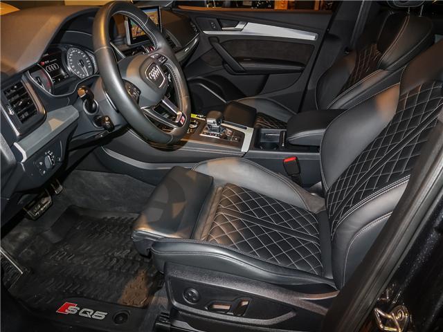 2018 Audi SQ5 3.0T Progressiv (Stk: P2992) in Toronto - Image 9 of 25