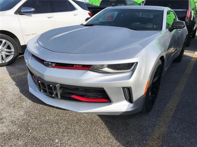 2018 Chevrolet Camaro 1LT (Stk: 0163195) in Newmarket - Image 1 of 6