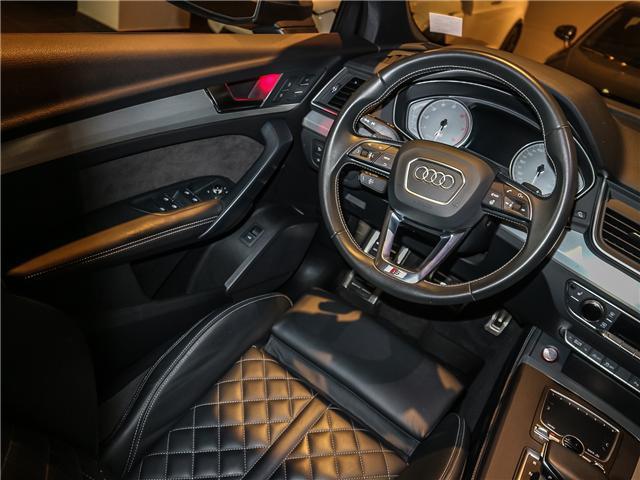 2018 Audi SQ5 3.0T Progressiv (Stk: P2992) in Toronto - Image 11 of 25
