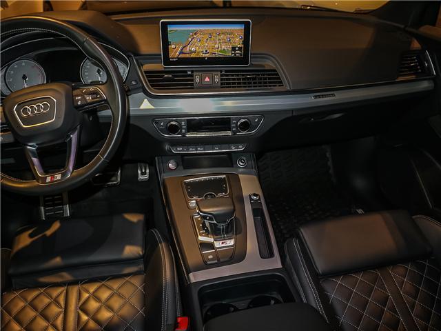 2018 Audi SQ5 3.0T Progressiv (Stk: P2992) in Toronto - Image 12 of 25