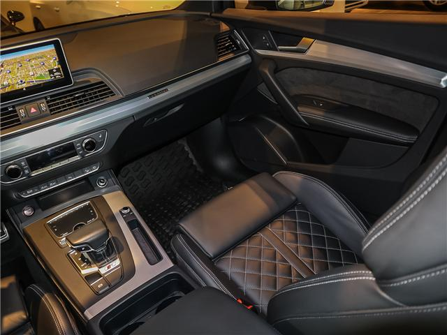 2018 Audi SQ5 3.0T Progressiv (Stk: P2992) in Toronto - Image 13 of 25