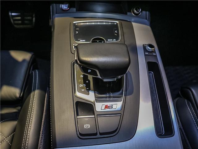 2018 Audi SQ5 3.0T Progressiv (Stk: P2992) in Toronto - Image 14 of 25