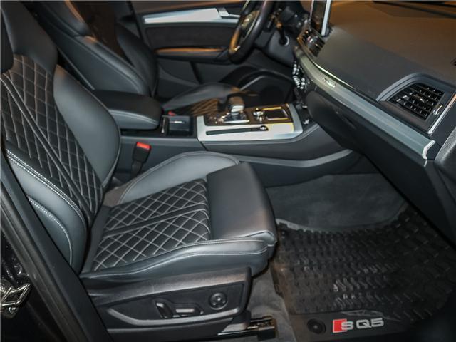 2018 Audi SQ5 3.0T Progressiv (Stk: P2992) in Toronto - Image 17 of 25