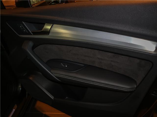 2018 Audi SQ5 3.0T Progressiv (Stk: P2992) in Toronto - Image 18 of 25