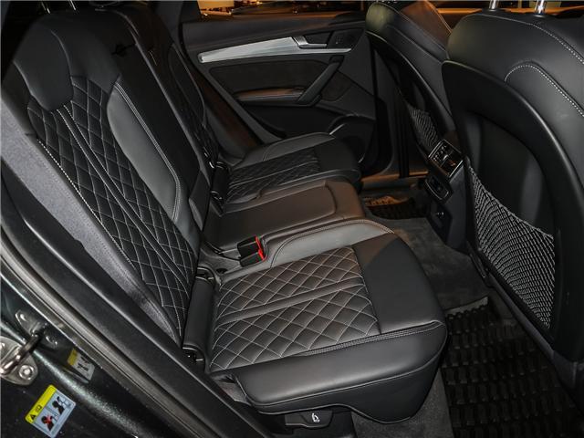 2018 Audi SQ5 3.0T Progressiv (Stk: P2992) in Toronto - Image 19 of 25