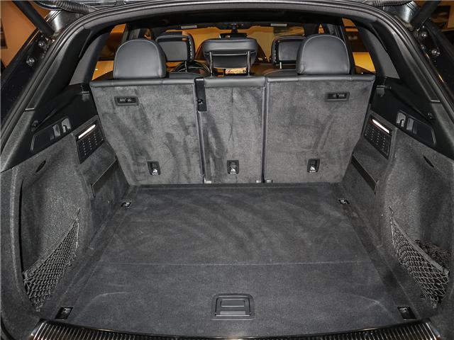 2018 Audi SQ5 3.0T Progressiv (Stk: P2992) in Toronto - Image 20 of 25