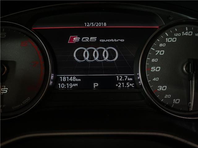 2018 Audi SQ5 3.0T Progressiv (Stk: P2992) in Toronto - Image 22 of 25