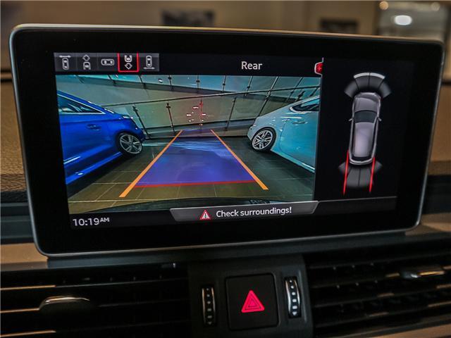 2018 Audi SQ5 3.0T Progressiv (Stk: P2992) in Toronto - Image 23 of 25