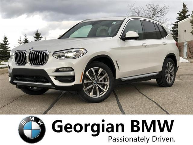 2019 BMW X3 xDrive30i (Stk: B19039) in Barrie - Image 1 of 21
