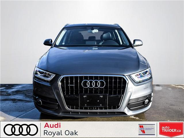 2015 Audi Q3 2.0T Technik (Stk: U0722) in Calgary - Image 2 of 26