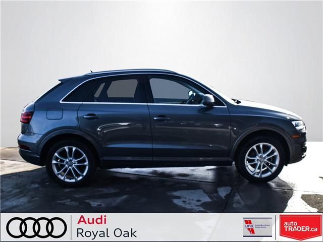 2015 Audi Q3 2.0T Technik (Stk: U0722) in Calgary - Image 3 of 26