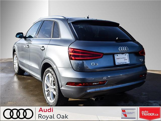 2015 Audi Q3 2.0T Technik (Stk: U0722) in Calgary - Image 4 of 26